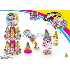 Johny Bee Ice cream pop - Unicorn 50g